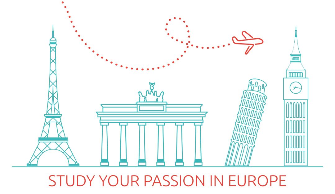 4 cities to study in Europe