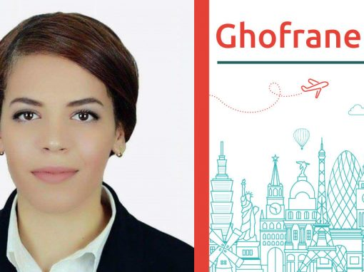 Study journalism in the UK: interview with Ghofrane