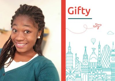 Study Math in the USA an interview with Gifty from Ghana