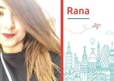 Study abroad interview with Rana