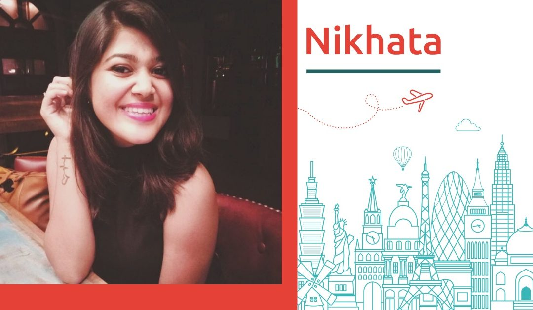 Study abroad interview with Nikhata