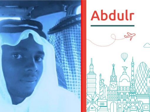 Study abroad interview with Abdulr from Nigeria