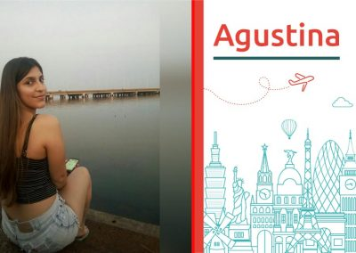 "Discover about ""Agustina"""