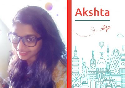 "Discover about ""Akshta"""