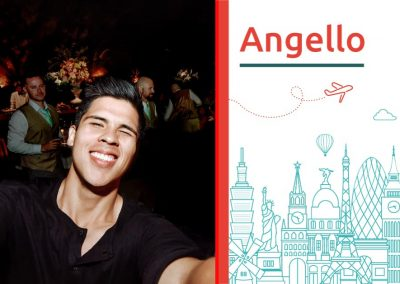 "Discover about ""Angello"""