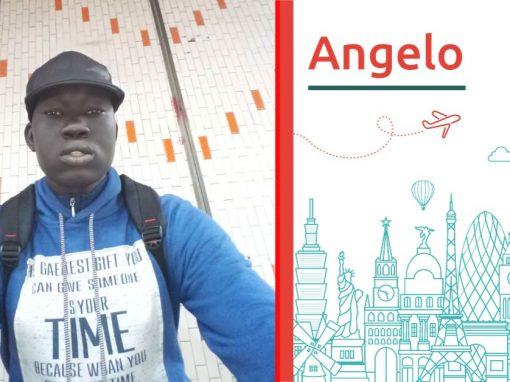Study abroad interview with Angelo from Sudan