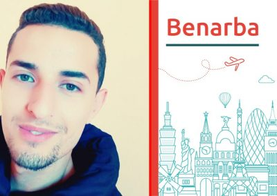 Study abroad interview from Algeria with Bernaba