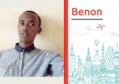 Study abroad interview with Benon from Tanzania