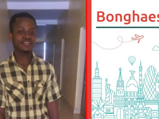 Study abroad interview with Bonghaseh from Cameroon