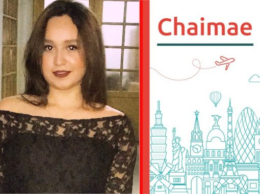 Chaimae, study abroad interview: Morocco to Europe