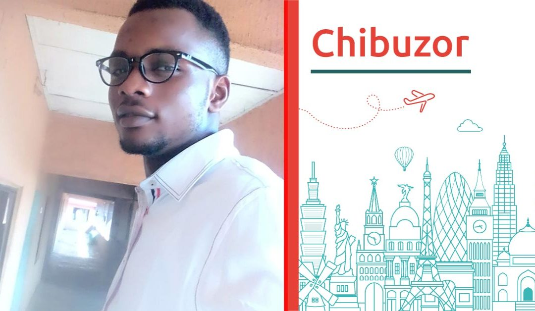 Study abroad interview with Chibuzor from Nigeria