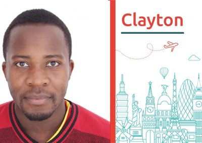 Study abroad interview with Clayton from Zimbabwe