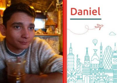 "Discover about ""Daniel"""
