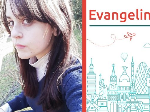Study Art in Canada: Interview with Evangelina