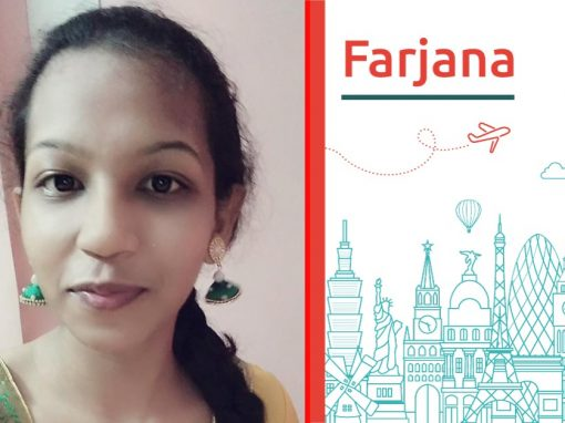 """Discover about """"Farjana"""""""