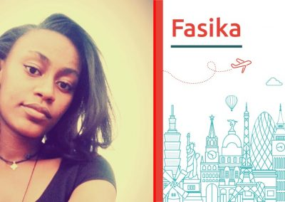 Study abroad interview with Fasika from Ethiopia