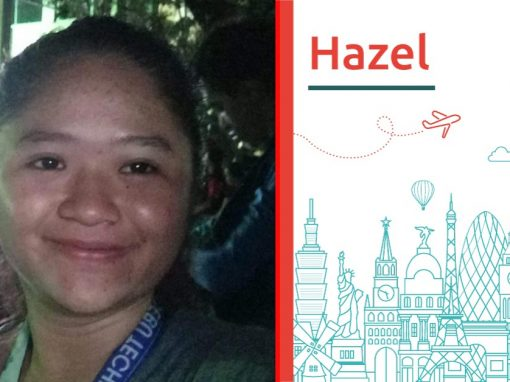 Study abroad interview with Hazel from the Philippines