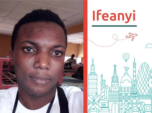 Study abroad interview with Ifeanyi from Nigeria