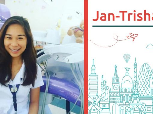 Jan Trisha, study abroad interview from Philippines