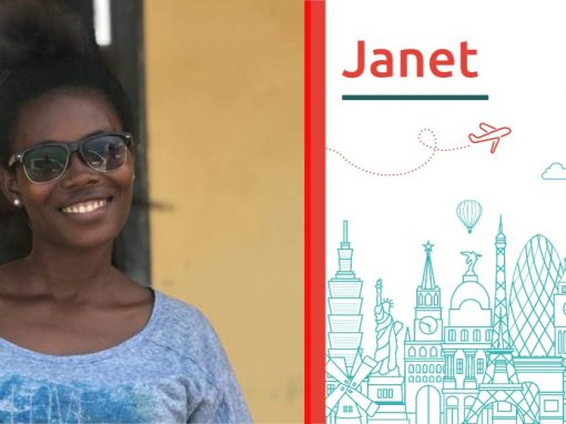 Study abroad interview with Janet from Ghana to China