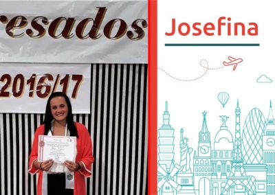 "Discover about ""Josefina"""
