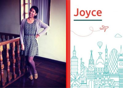 "Discover about ""Joyce"""