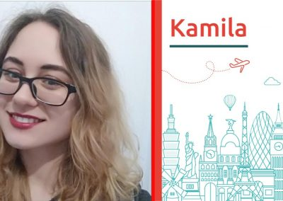 Study abroad interview with Kamila from Poland