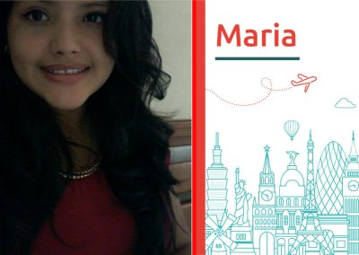 "Discover about ""Maria"""