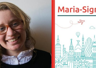 "Discover about ""Maria Sigrid"""
