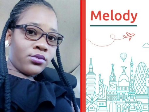 Study abroad interview with Melody from Namibia