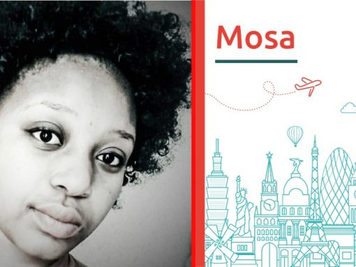 Study abroad interview with Mosa from Lesotho