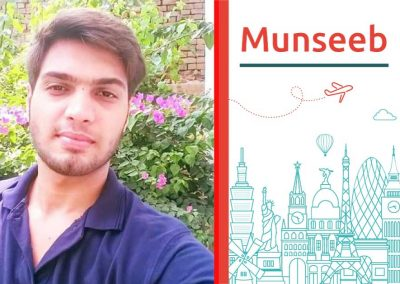 "Discover about ""Muneeb"""