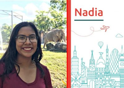 "Discover about ""Nadia"""