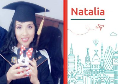 Study abroad interview with Natalia from Peru