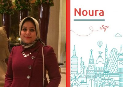 Study abroad interview from Egypt with Noura