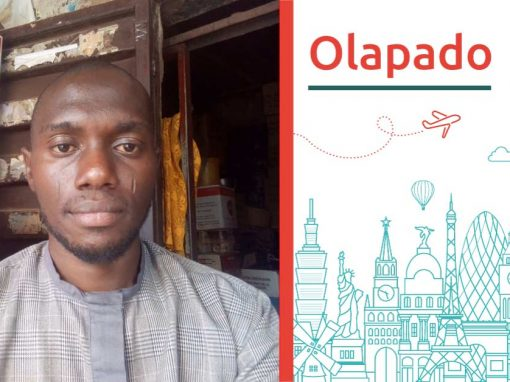 Oladapo is on Higheredme with his study abroad interview