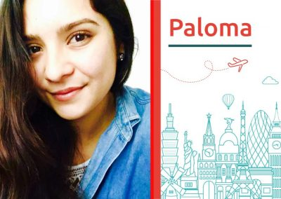 "Discover about ""Paloma"""