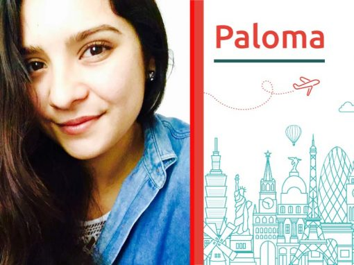 """Discover about """"Paloma"""""""