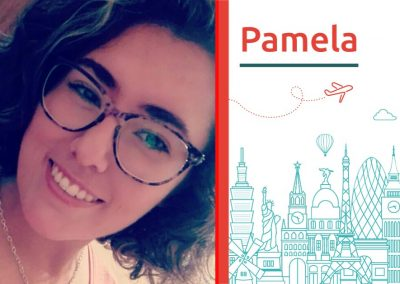 "Discover about ""Pamela"""