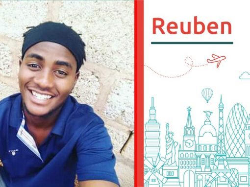 Study abroad interview with Reuben, from Zambia to China