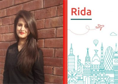 "Discover about ""Rida"""