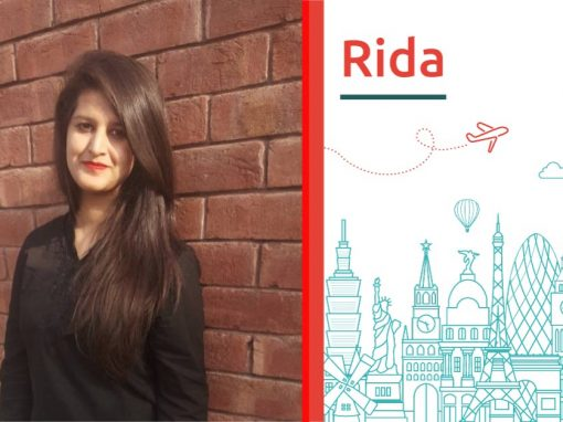 """Discover about """"Rida"""""""