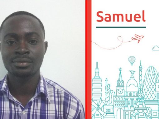 Samuel study abroad interview on HigherEdMe