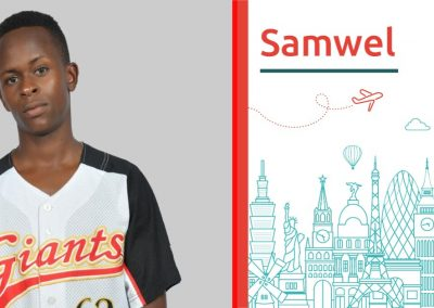 Samwel study abroad interview from Tanzania