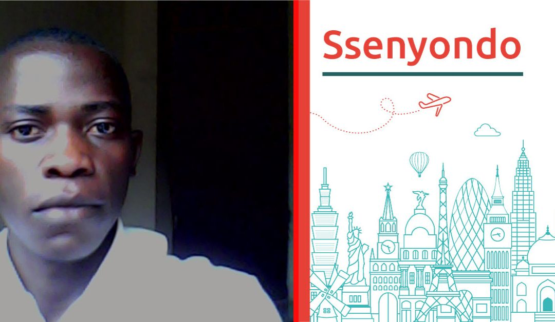 Study abroad interview with Ssenyondo from Uganda