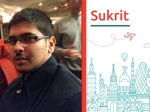 """Discover about """"Sukrit Kashyap"""""""