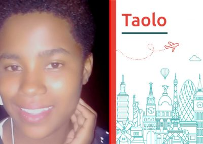Study abroad interview with Taolo from Botswana