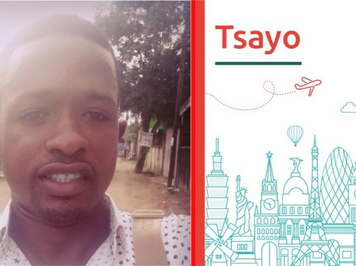 Study abroad interview with Tsayo from Cameroon