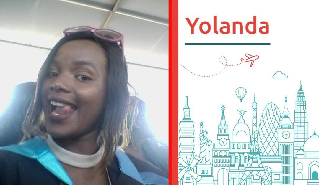 Study abroad interview with Yolanda from Zimbabwe