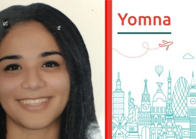 Study abroad interview with Yomna From Egypt